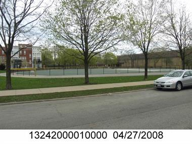 Photo of the property at 3843 N California Ave with Property Index Number (PIN) 13242000010000 taken by the Cook County Assessor