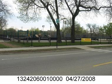 Photo of the property at 3843 N California Ave with Property Index Number (PIN) 13242060010000 taken by the Cook County Assessor