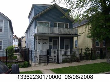 Photo of the property at 2517 W Shakespeare Ave with Property Index Number (PIN) 13362230170000 taken by the Cook County Assessor