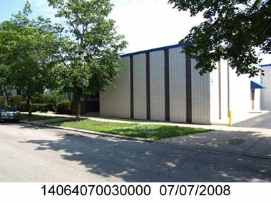 Photo of the property at 5748 N Hermitage Ave with Property Index Number (PIN) 14064070030000 taken by the Cook County Assessor