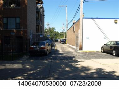 Photo of the property at 5748 N Hermitage Ave with Property Index Number (PIN) 14064070530000 taken by the Cook County Assessor