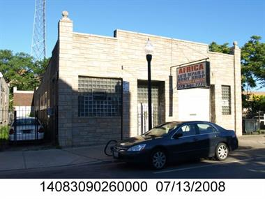 Photo of the property at 4914 N Clark St with Property Index Number (PIN) 14083090260000 taken by the Cook County Assessor