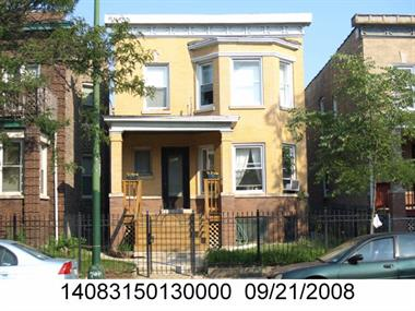 Chicago Cityscape New Construction Building Permit At 4859 N Ashland Ave Permit 100838878