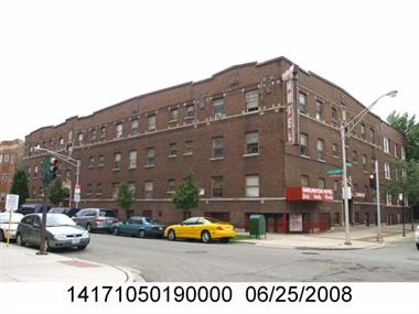 Photo of the property at 4700 N Racine Ave with Property Index Number (PIN) 14171050190000 taken by the Cook County Assessor