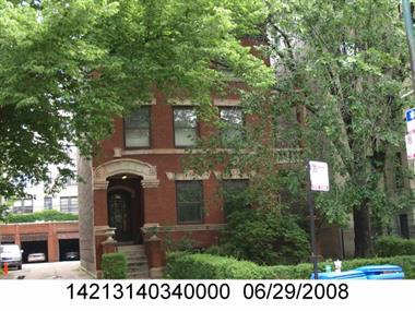 Photo of the property at 450 W Belmont Ave with Property Index Number (PIN) 14213140340000 taken by the Cook County Assessor