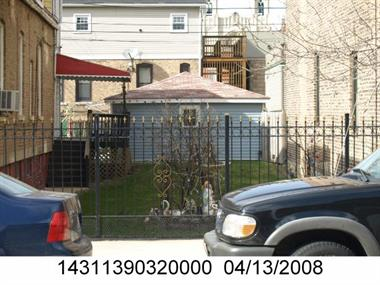 Photo of the property at 2020 W Armitage Ave with Property Index Number (PIN) 14311390320000 taken by the Cook County Assessor