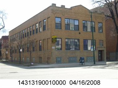 Photo of the property at 1741 N Western Ave with Property Index Number (PIN) 14313190010000 taken by the Cook County Assessor