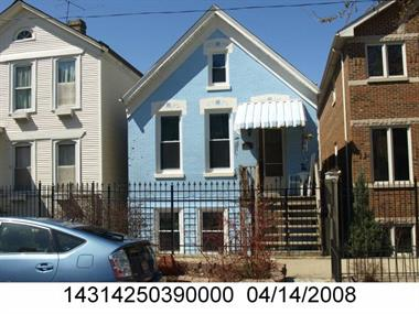 Photo of the property at 1626 N Wolcott Ave with Property Index Number (PIN) 14314250390000 taken by the Cook County Assessor
