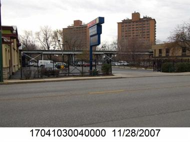 Photo of the property at 633 W North Ave with Property Index Number (PIN) 17041030040000 taken by the Cook County Assessor