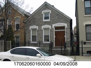 Photo of the property at 1631 W Pierce Ave with Property Index Number (PIN) 17062060160000 taken by the Cook County Assessor