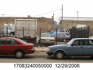 Photo of the property at 180 N Ada St with Property Index Number (PIN) 17083240050000 taken by the Cook County Assessor