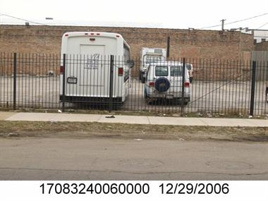 Photo of the property at 180 N Ada St with Property Index Number (PIN) 17083240060000 taken by the Cook County Assessor