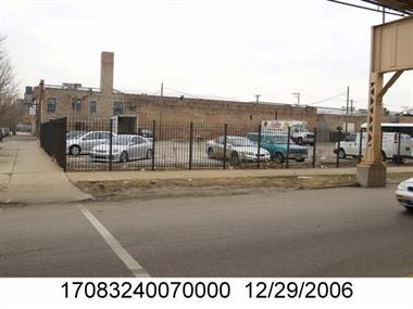 Photo of the property at 180 N Ada St with Property Index Number (PIN) 17083240070000 taken by the Cook County Assessor