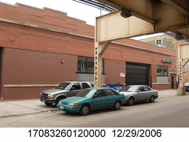 Photo of the property at 176 N Racine Ave with Property Index Number (PIN) 17083260120000 taken by the Cook County Assessor