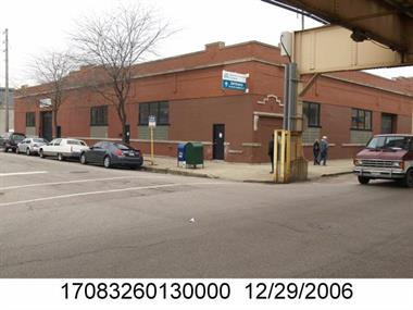 Photo of the property at 176 N Racine Ave with Property Index Number (PIN) 17083260130000 taken by the Cook County Assessor