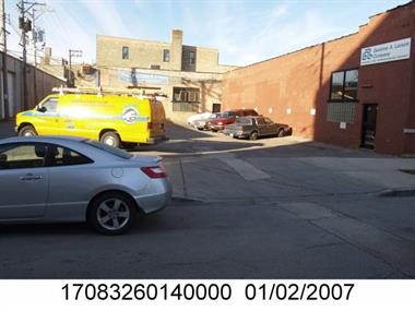 Photo of the property at 176 N Racine Ave with Property Index Number (PIN) 17083260140000 taken by the Cook County Assessor
