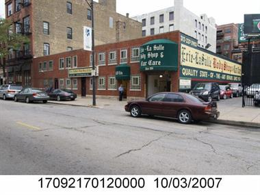 Photo of the property at 146 W Erie St with Property Index Number (PIN) 17092170120000 taken by the Cook County Assessor