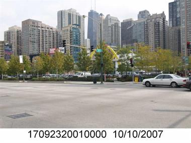 Photo of the property at 600 N Clark St with Property Index Number (PIN) 17092320010000 taken by the Cook County Assessor