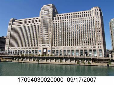Photo of the property at 222 W Merchandise Mart Plz with Property Index Number (PIN) 17094030020000 taken by the Cook County Assessor