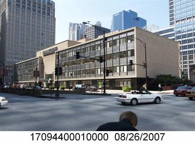 Photo of the property at 110 N Wacker Dr with Property Index Number (PIN) 17094400010000 taken by the Cook County Assessor