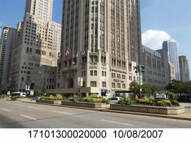 Photo of the property at 435 N Michigan Ave with Property Index Number (PIN) 17101300020000 taken by the Cook County Assessor