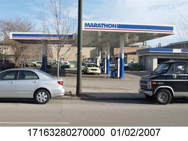 Photo of the property at 1114 S Clinton St with Property Index Number (PIN) 17163280270000 taken by the Cook County Assessor