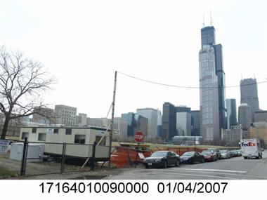 Photo of the property at 720 S Wells St with Property Index Number (PIN) 17164010090000 taken by the Cook County Assessor