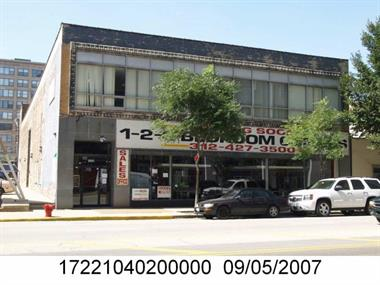 Photo of the property at 1326 S Michigan Ave with Property Index Number (PIN) 17221040200000 taken by the Cook County Assessor